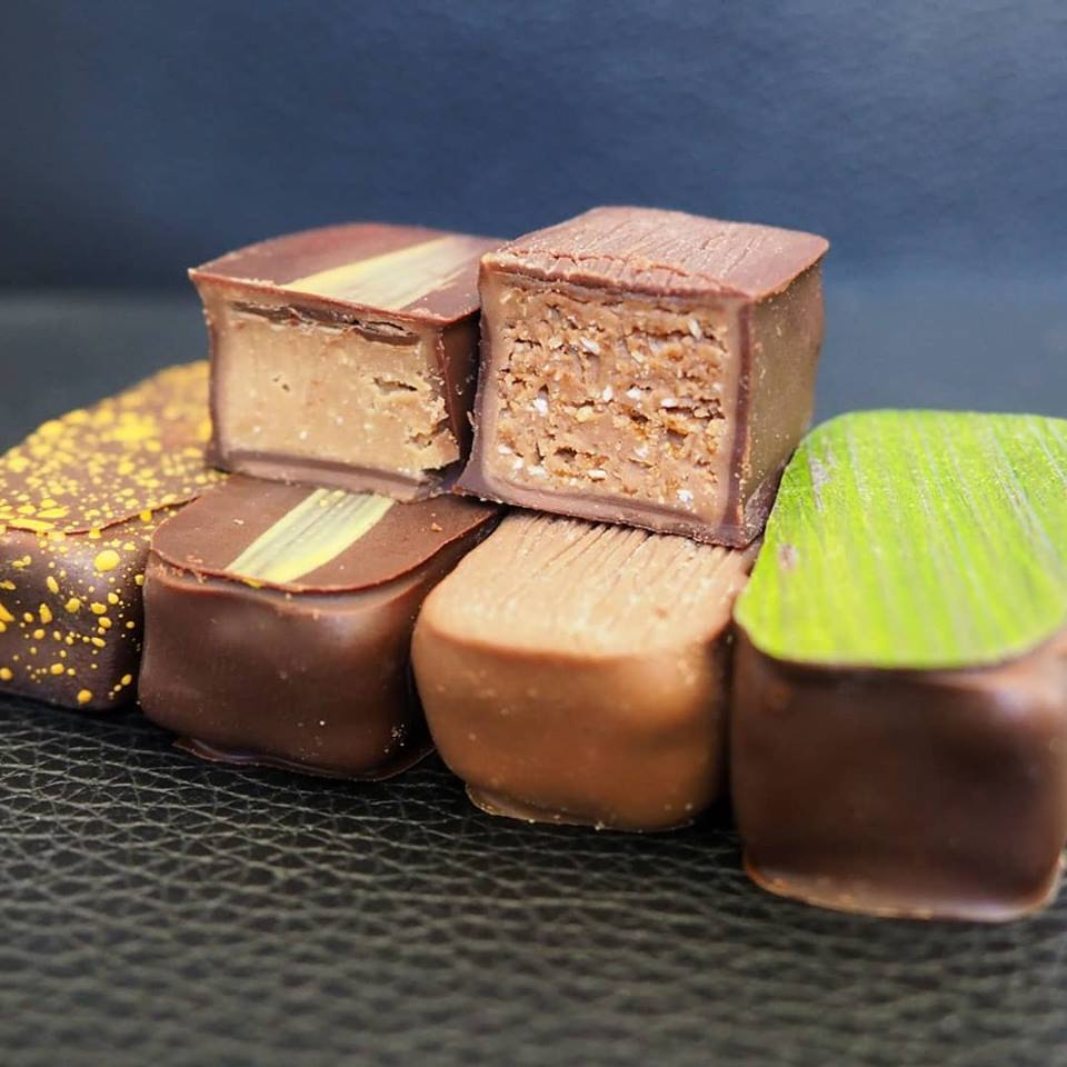 chocolats praline 2018